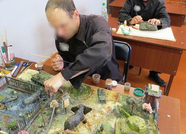 Историко-культурное пространство создают осужденные в ИК-10 УФСИН России по Еврейской автономной области