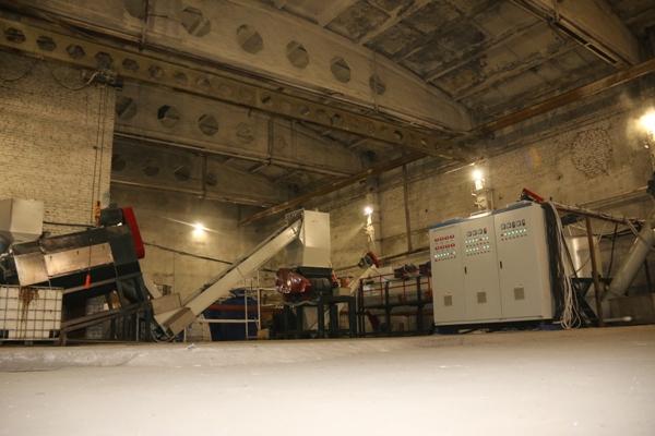 В ИК-2 УФСИН России по Астраханской области запущен в эксплуатацию комплекс по переработке вторичного пластика