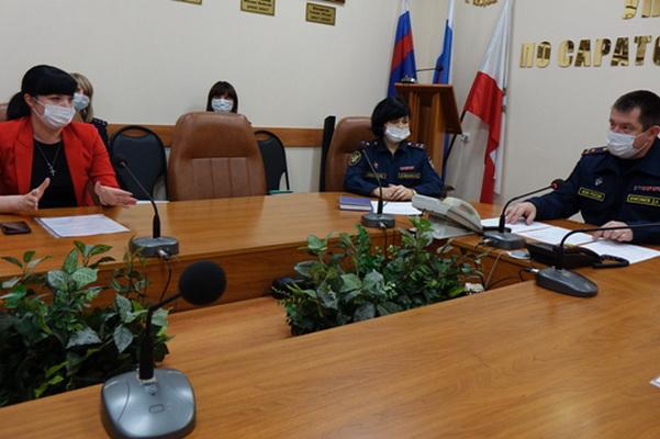 В УФСИН России по Саратовской области обсудили аспекты трудоустройства осужденных к принудительным работам
