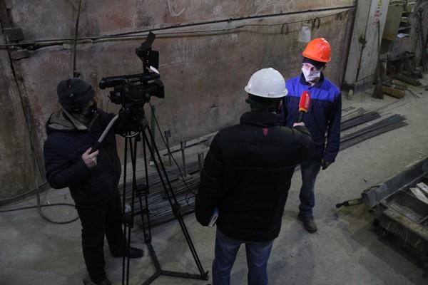 Журналистов Кузбасских СМИ познакомили с работой осужденных, отбывающих наказание в УФИЦ при ИК-29 ГУФСИН России по Кемеровской области – Кузбассу