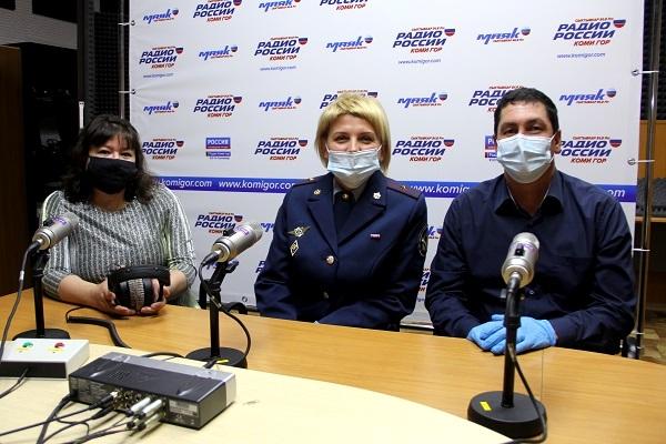 Положительные примеры трудоустройства бывших осужденных привели представители УФСИН России по Республике Коми в радиоэфире