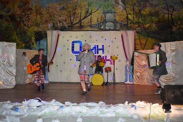 В ИК-7 УФСИН России по Липецкой области состоялись мероприятия, посвященные открытию Года театра в России