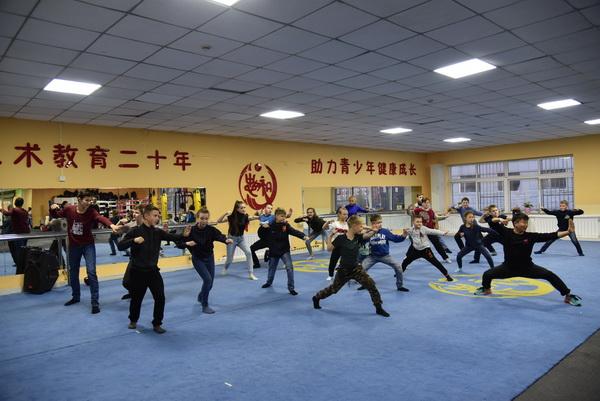Профсоюз работников ГУФСИН России по Приморскому краю организовал для детей сотрудников «Марш Памяти» в Китайскую Народную Республику
