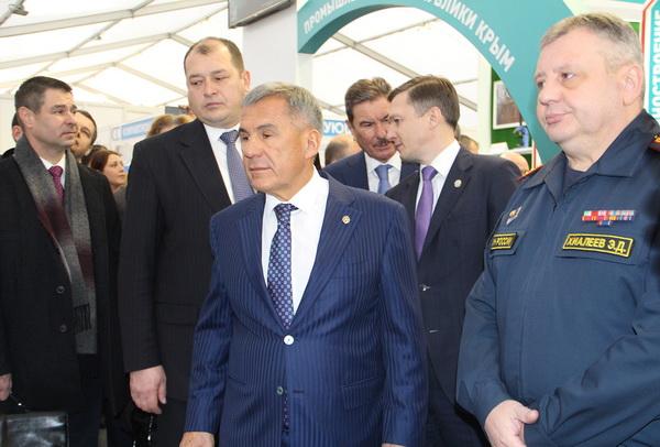 УФСИН России по Республике Татарстан представил свою продукцию на международной выставке