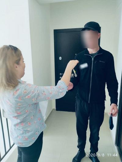Сотрудники ИК-11 УФСИН России по Ставропольскому краю помогли осужденному получить квартиру