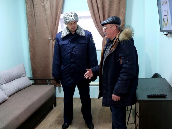 В СИЗО-1 ГУФСИН России по Челябинской области открыли новые комнаты для проведения длительных свиданий осужденных с родственниками
