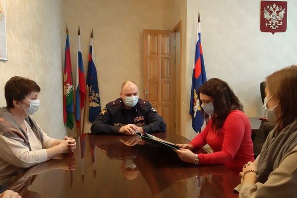 Представители фонда помощи заключенным с рабочим визитом посетили УФСИН России по Краснодарскому краю