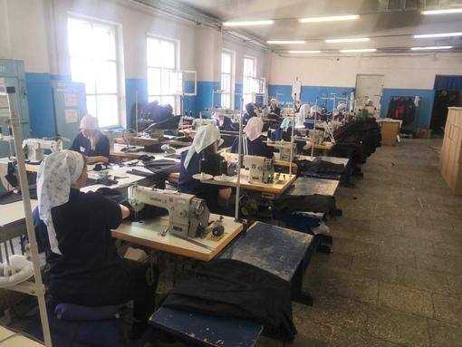 К 40 миллионам рублей приближается выпуск промышленной продукции в ИК-16 ГУФСИН России по Свердловской области